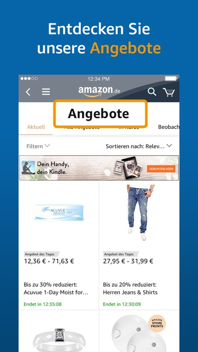 Herunterladen Amazon für Pc