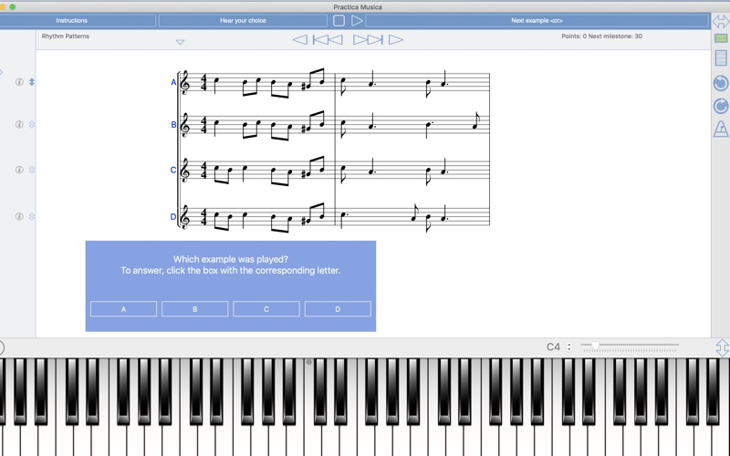 Practica Musica for Mac