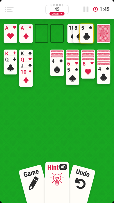Solitaire Infinite - Card Game screenshot 2
