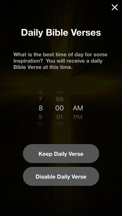 Bible Verses: Daily Devotional Screenshot