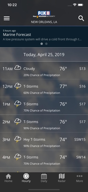 FOX 8 Wx on the App Store