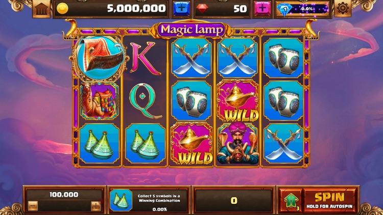 Slots Win Casino Slot Machine screenshot-4