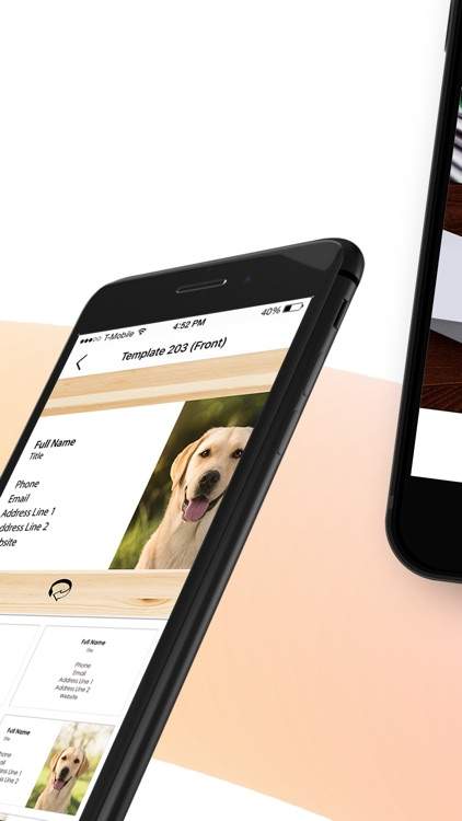 Business Card Maker & Printing screenshot-5
