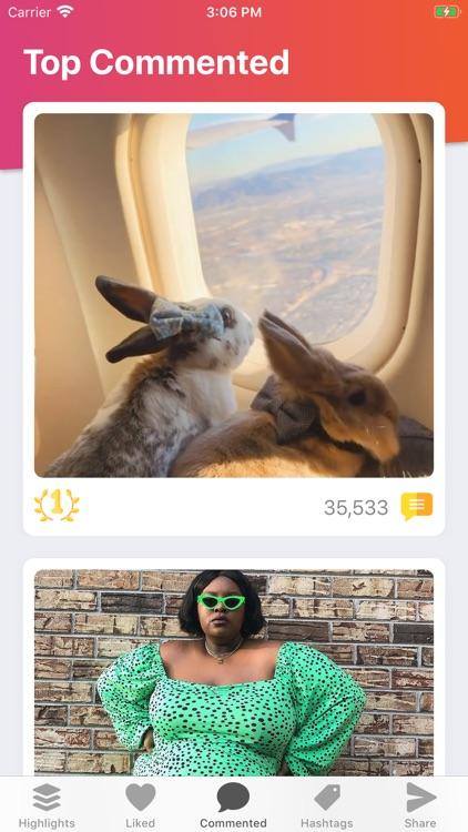 Followers Assistant Insights + screenshot-4