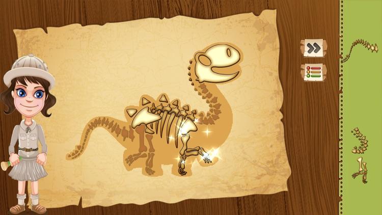 Dig Up Dinosaur Bones screenshot-3