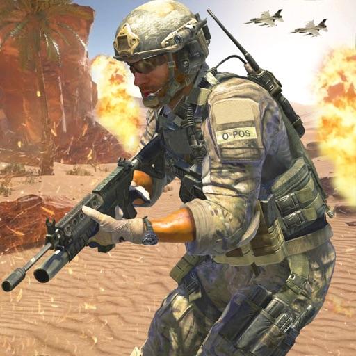 FPS Battleland : Epic War Game