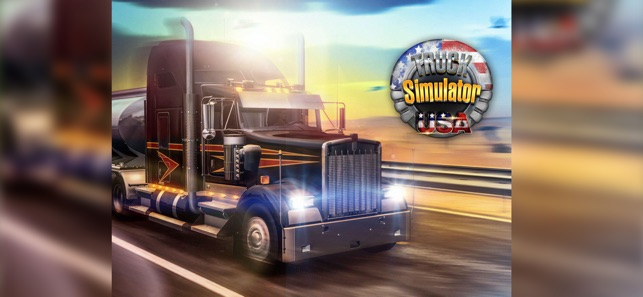 Truck Simulator USA on the App Store