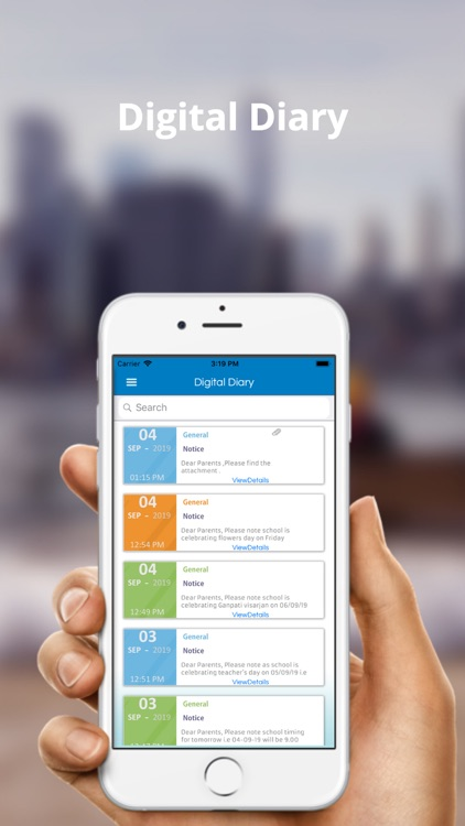 DYPSV Mobile App