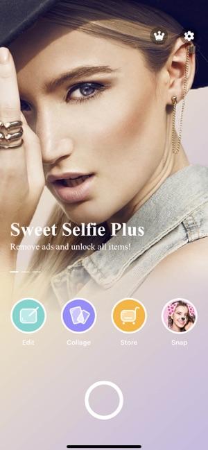 sweet selfie apk download old version