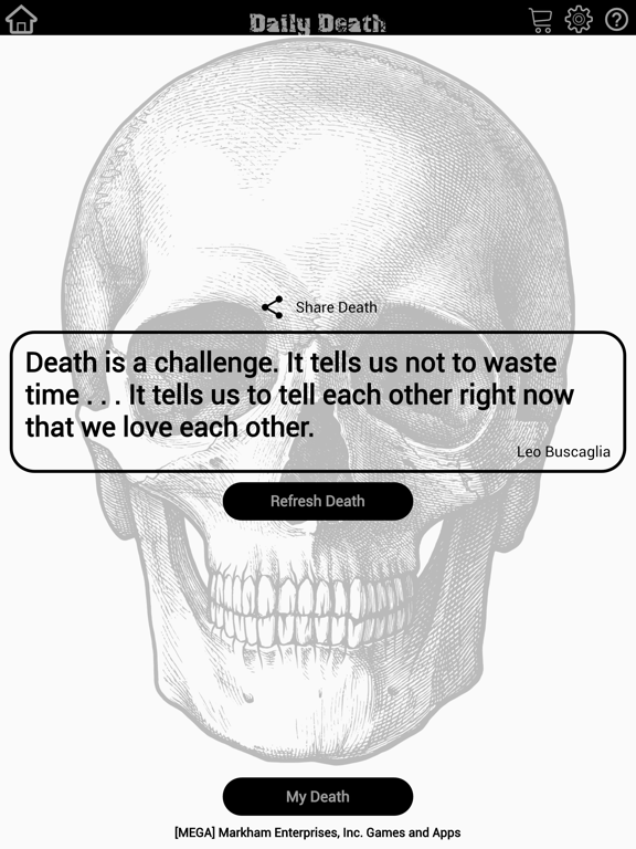 Daily Death screenshot 5