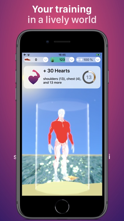 Treeceps: Fitness Workout Game screenshot-2