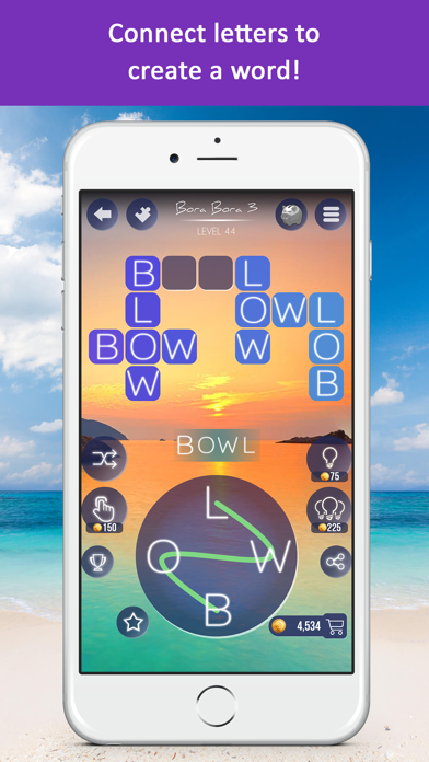 Word Beach: Fun Spelling Games screenshot two