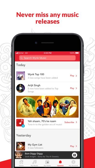 Wynk Music - Revenue & Download estimates - Apple App Store
