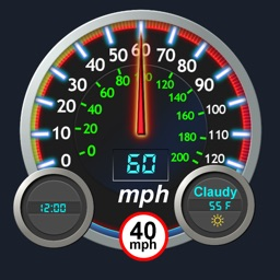 Speedometer Apple Watch App