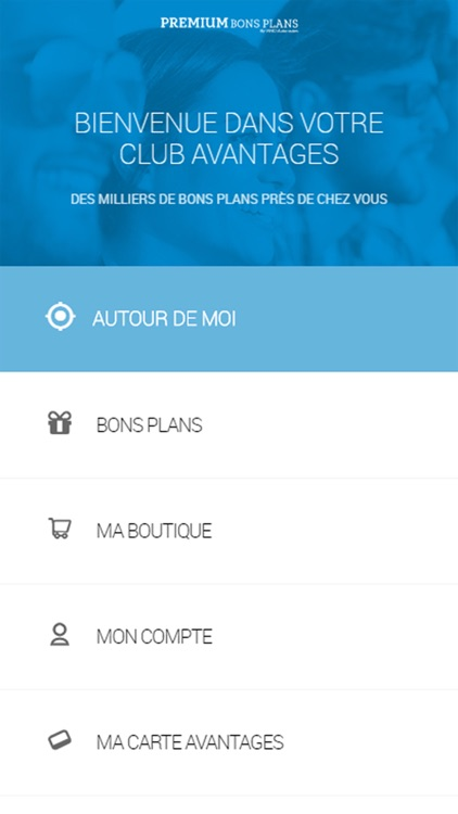 Premium Bons Plans screenshot-0