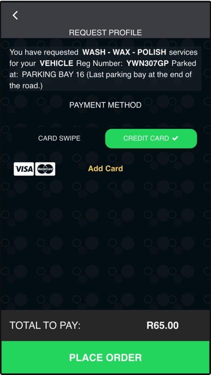 Smart Car-wash screenshot-6