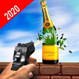 Bottle Shooting Sniper Academy