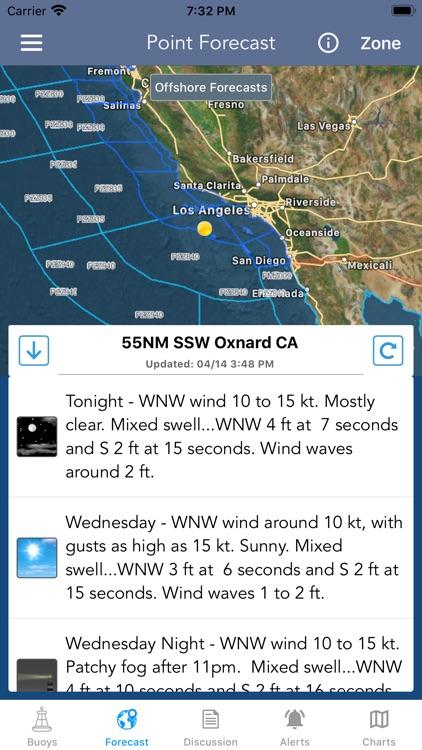 Marine Weather Forecast Pro