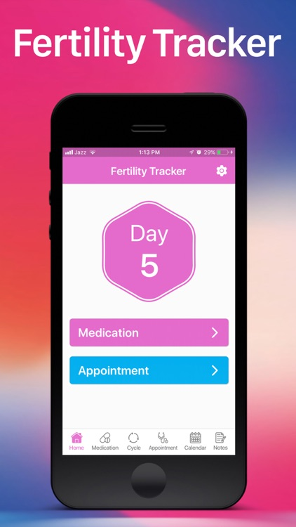 My Fertility Track & Monitor screenshot-3