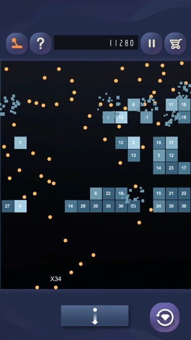 Bricks Breaker Shooting screenshot 7