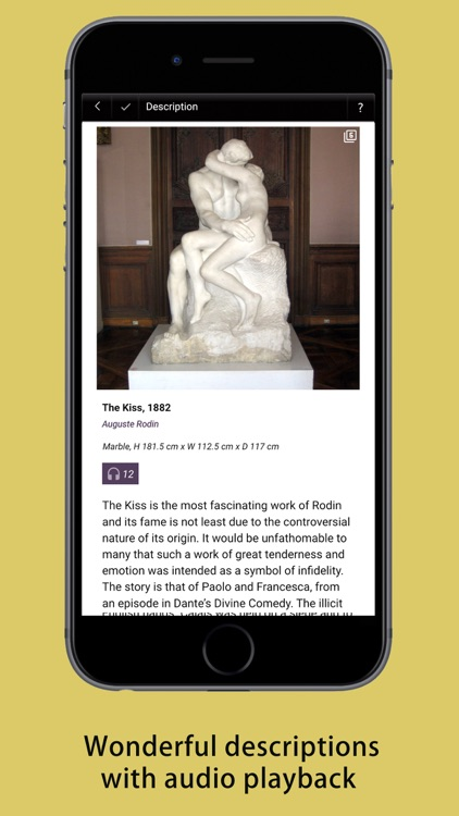 Rodin Museum Visitor's Guide screenshot-3