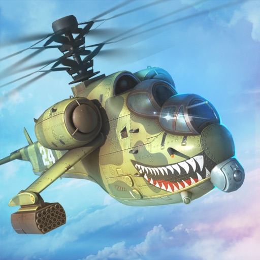 War Strike: Gunship Assault