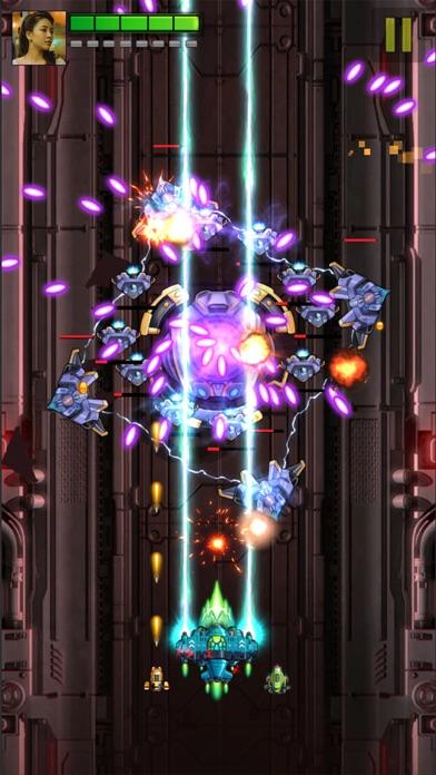 Galaxy Attack: Strike Force screenshot one