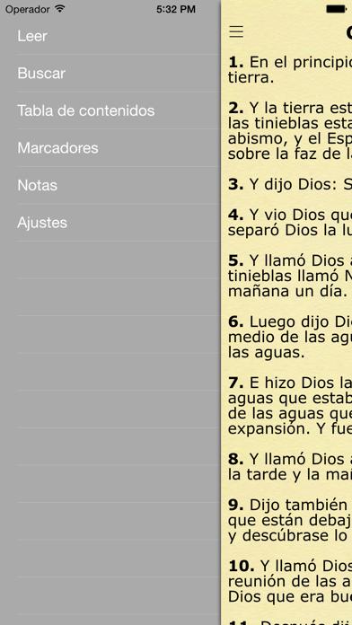 La Biblia Reina Valera Español screenshot three