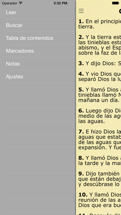 Screenshot for La Biblia Reina Valera Español in New Zealand App Store
