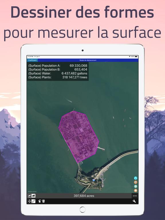 Screenshot #5 pour Distance - Dessiner Sur Mesure
