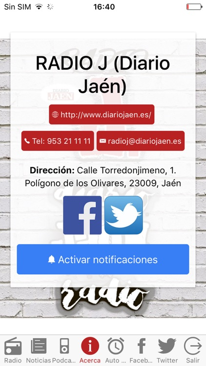Diario JAÉN Radio – Radio J. screenshot-3