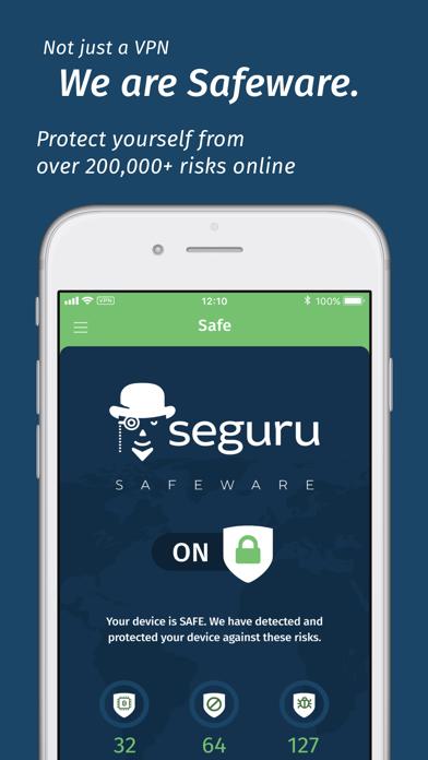 Download Seguru Safeware VPN+ for Pc