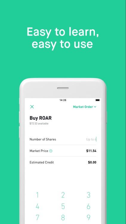 Robinhood: Invest. Save. Earn. screenshot-3