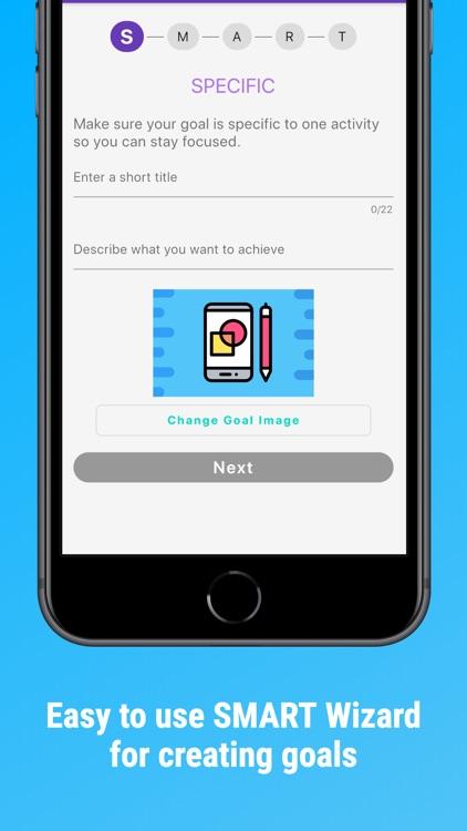 Teen SMART Goals screenshot-3