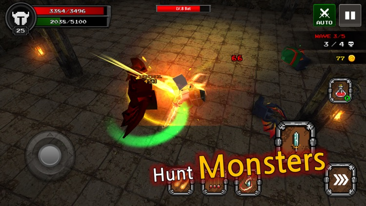 action rpg ios