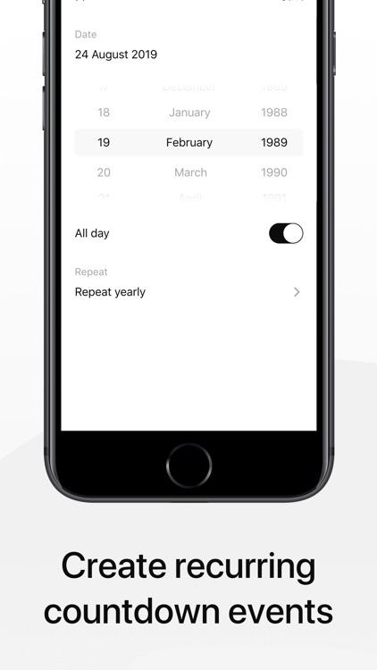 Days • Event Countdown screenshot-7