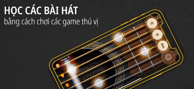 Guitar - Trò chơi âm nhạc trên App Store