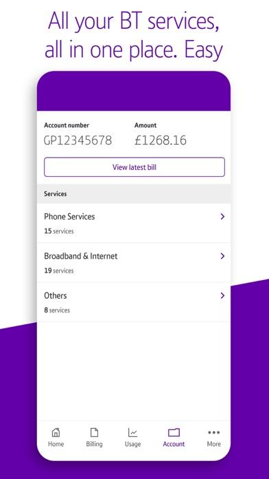 BT Business screenshot three