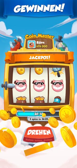 Coin Master Screenshot
