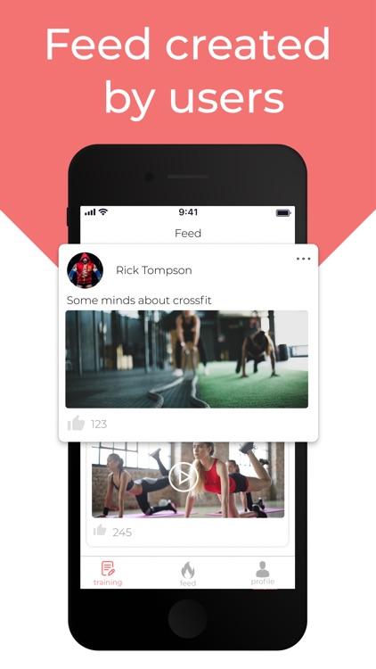 Fitum - gym tracker calendar screenshot-5