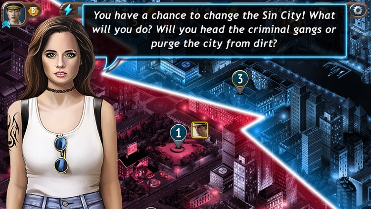 Sin City: Hidden Objects