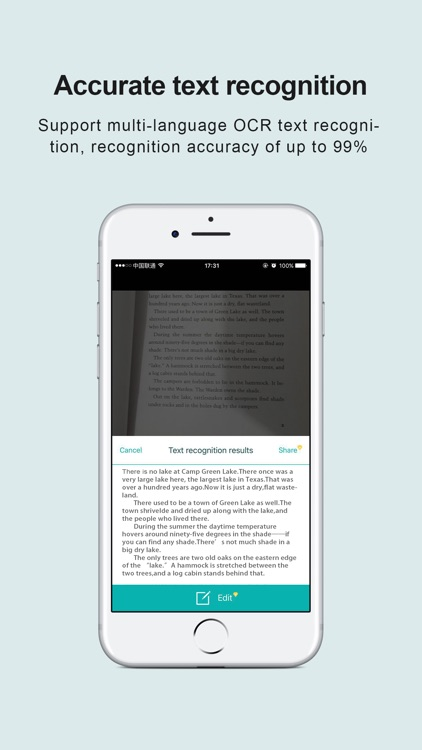 pdf scanner – Wordscanner pro screenshot-2
