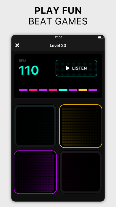 Metronome Pro - Beat & Tempo Screenshot