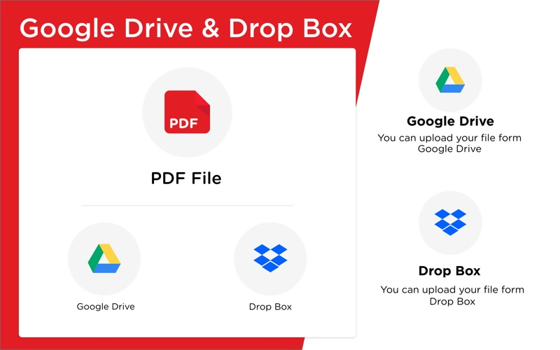 PDF Converter and Reader Screenshot