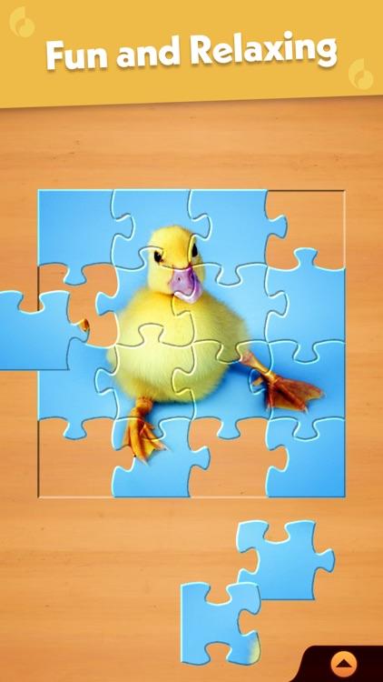 Jigsaw Puzzle screenshot-0