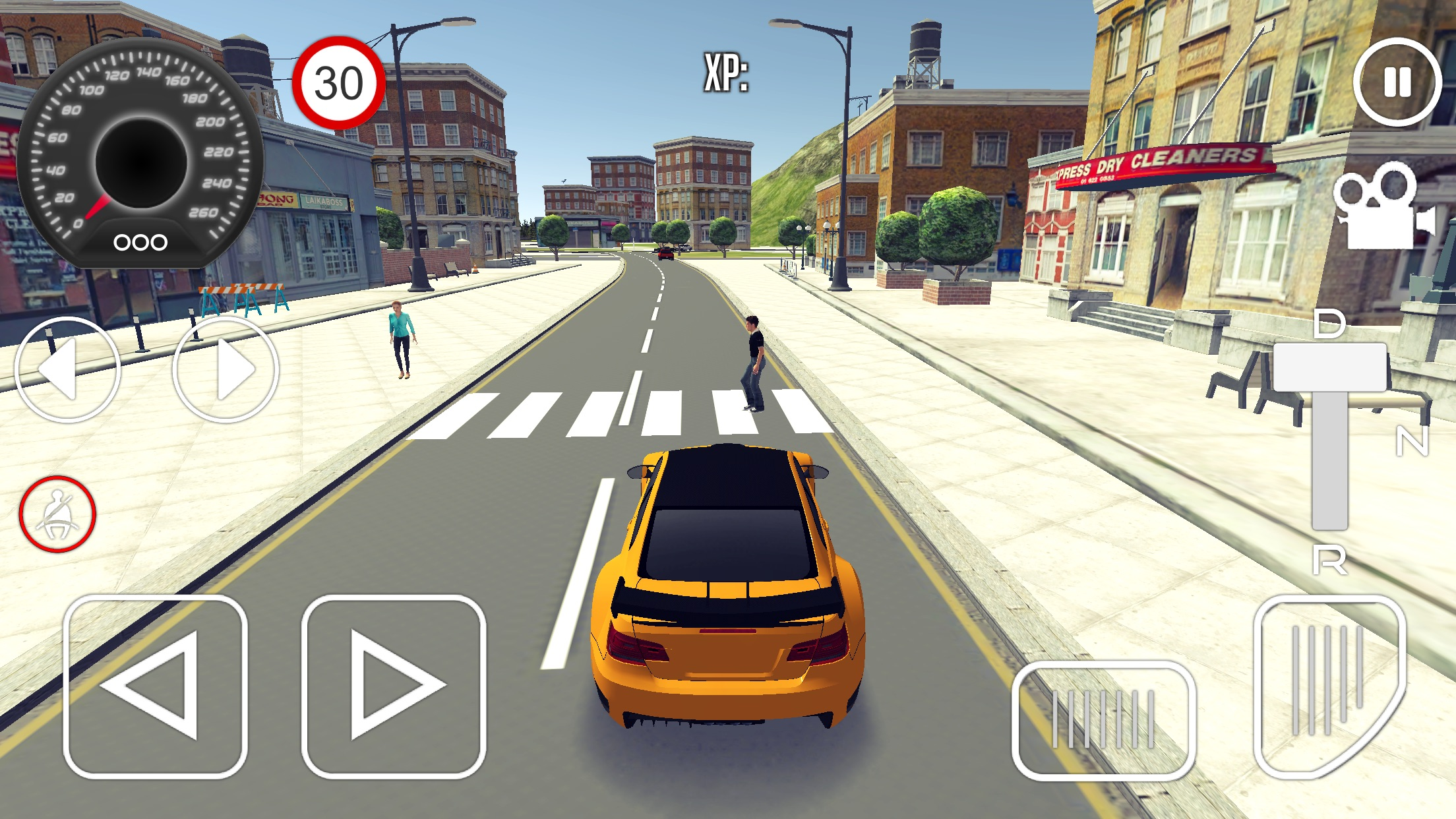 Driving School Simulator 2020 Screenshot