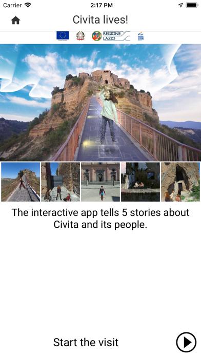 Civita Vive! screenshot 2
