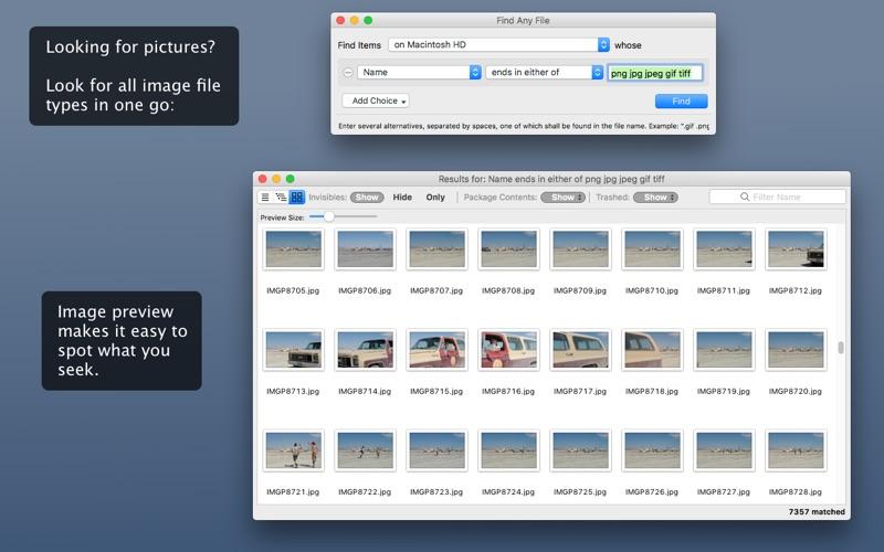 Find Any File Screenshot