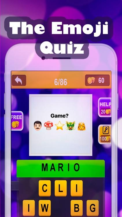 Guess the Emoji Movies & Games