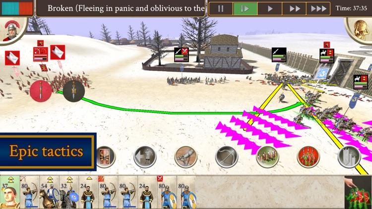 ROME: Total War - BI screenshot-7